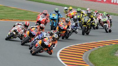 La MotoGP negli States per lo show di Laguna Seca