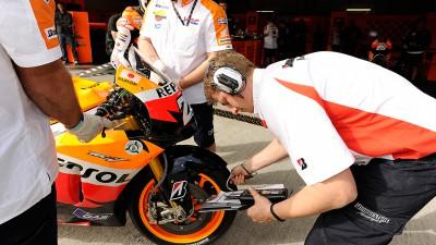 Bridgestone analysiert das Rennen auf dem Sachsenring