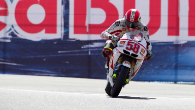 Simoncelli looking for a better feeling at Laguna
