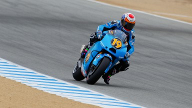 Crash frustrates Bautista in Laguna qualifying