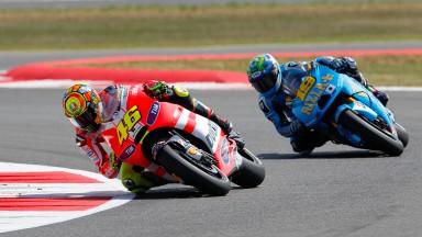 Suzuki und Ducati fassen Halbzeit zusammen