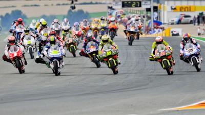 La course au titre 125cc redémarre ce week-end en République Tchèque