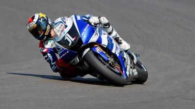 Yamaha testera son prototype 1000cc lundi à Brno
