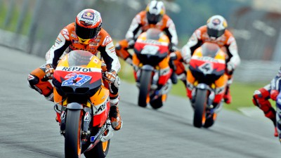 Repsol Honda trio revitalised for Czech Republic