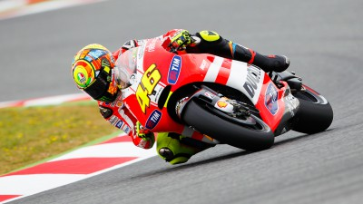 Rossi and Hayden poised for return to business