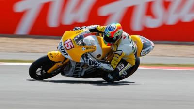 De Angelis di nuovo in pista a Brno