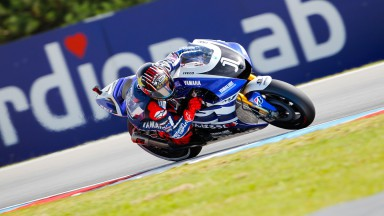 Yamaha Factory Racing get back to business in Brno