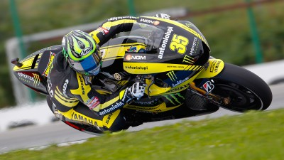Crutchlow and Edwards make solid start at Czech GP