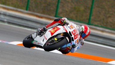Second row start for Simoncelli, Top ten for Aoyama