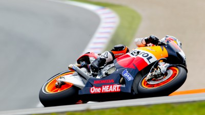 Pedrosa leads again in Brno warm up
