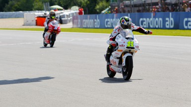 First victory for Cortese in Brno
