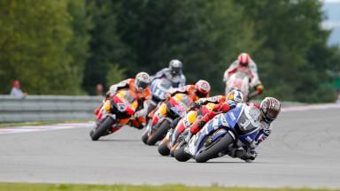 Schwere Schlacht für Yamaha in Brünn