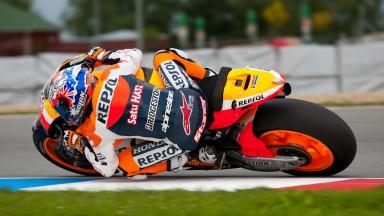 MotoGP stars complete Brno Test