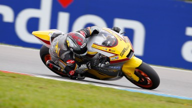 Kallio impressed by progress of Suter MotoGP prototype