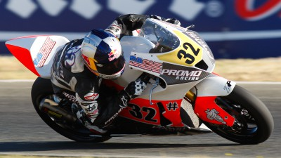 Americans get Moto2 chance at Indianapolis