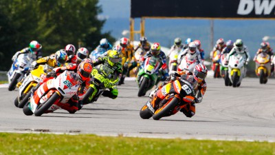 Moto2 duel at the top continues at the Brickyard