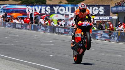 2011: Hondas beste 800ccm-Saison
