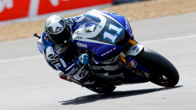 Yamaha off to the USA for the Indianapolis GP