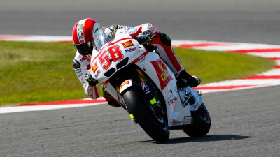 Simoncelli heads to Indianapolis in high spirits