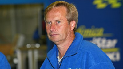 Warren Willing firma con el equipo MZ Racing