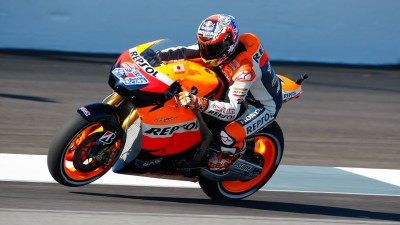 The Repsol Honda Team mit starkem Auftakt in Indianapolis