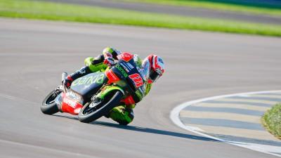 Terol décroche sa sixième pole de la saison à Indy