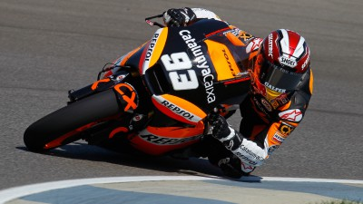 Warm-up Moto2 : Márquez confirme