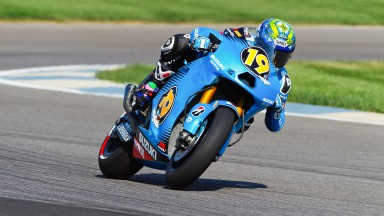 Strong sixth for Bautista at the Brickyard