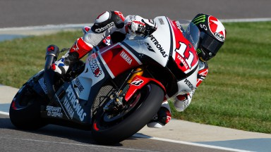 Spies Strikes back to score home podium at Indy