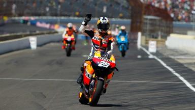D.ペドロサ、今季6度目の表彰台でランク4位に再浮上