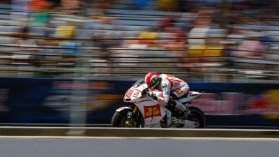 M.シモンセリはタイヤ消耗で12位に後退