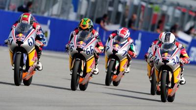 Red Bull MotoGP Rookies Cup : Baldassarri ou Sissis