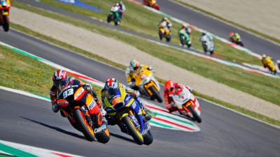 Destination Misano as Moto2 title chase tightens up
