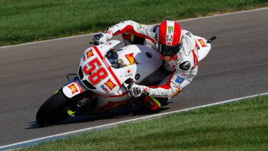Simoncelli heads to home race