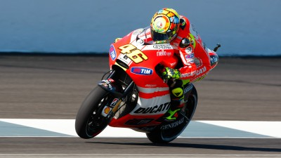 Le team Ducati aborde sa seconde course nationale