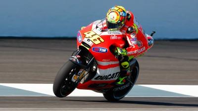 El Ducati Team encara su segunda carrera de casa