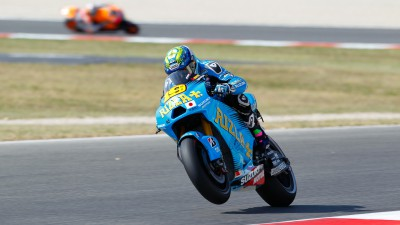 Strong start for Bautista at Misano