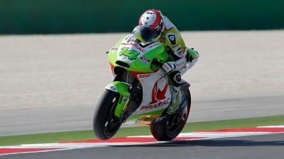 De Puniet confident ahead of qualifying