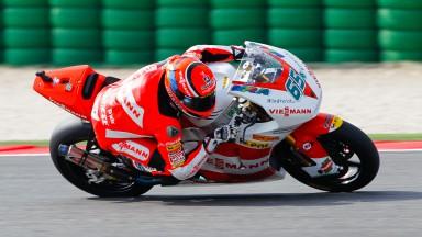 Bradl vs. Marquez nelle FP3: il tedesco il più rapido
