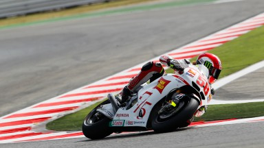 Second row for fifth fastest Simoncelli