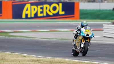 Bautista battles hard to eighth at Misano
