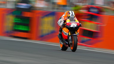 Eleventh double podium of the season for Repsol Honda