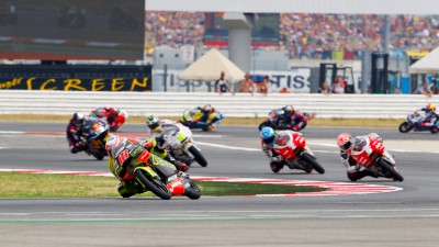 Terol out in front as 125s head to MotorLand