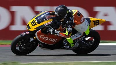 CEV・Moto2クラス:J.トーレスが今季3勝目を達成