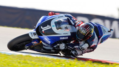 Yamaha confident for a podium at Aragón