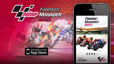 ¡Ya está disponible el MotoGP Fantasy Manager 2011!