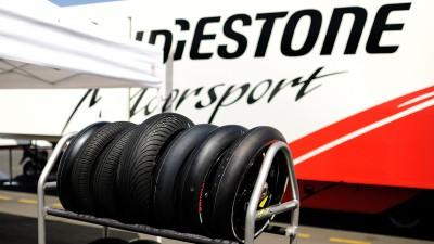 Bridgestone previews Aragón round