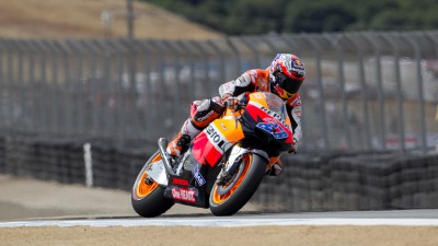 Repsol Honda trio refreshed and ready