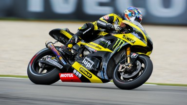 Milestone weekend for Edwards as Crutchlow aims to continue progress
