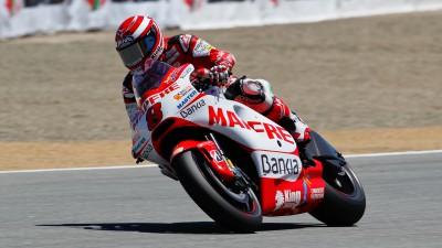 Barberá targets top Ducati spot for weekend